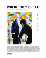 Omslag - Where They Create Japan: Creative Studios Shot by Paul Barbera