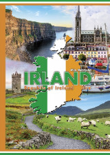 Omslag - IRLAND – Republic of Ireland