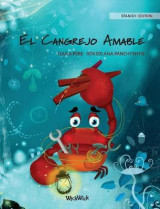 Omslag - El Cangrejo Amable (Spanish Edition of The Caring Crab)