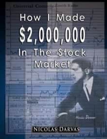 How I Made $2,000,000 In The Stock Market av Nicolas Darvas (Innbundet)