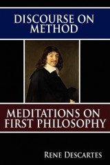 Omslag - Discourse on Method and Meditations on First Philosophy