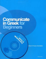 Omslag - Communicate in Greek for Beginners
