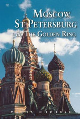 Omslag - Moscow St. Petersburg & the Golden Ring