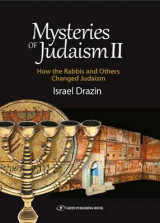 Omslag - Mysteries of Judaism II