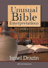 Omslag - Unusual Bible Interpretations