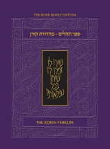 Omslag - The Koren Tehillim (Hebrew/English), Compact