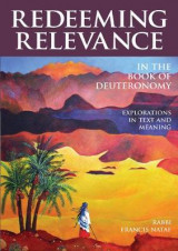 Omslag - Redeeming Relevance in the Book of Deuteronomy