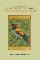Wanderings of a Naturalist in India, the Western Himalayas and Cashmere av Andrew Leith Adams (Heftet)
