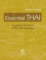 Omslag - Essential Thai