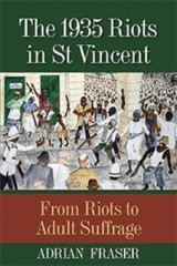 Omslag - The 1935 Riots in St Vincent