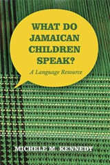 Omslag - What Do Jamaican Children Speak?