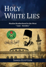 Omslag - Holy White Lies: Muslim Brotherhood in the West