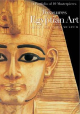Omslag - Treasures of Egyptian Art