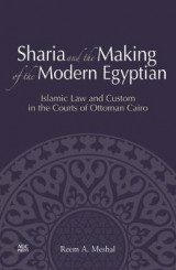 Omslag - Sharia and the Making of the Modern Egyptian
