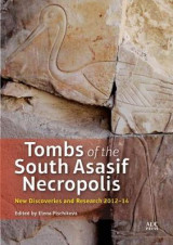 Omslag - Tombs of the South Asasif Necropolis: Volume 2