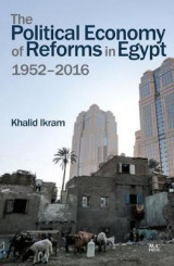 Omslag - The Political Economy of Reforms in Egypt