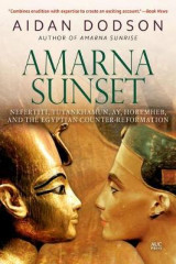 Omslag - Amarna Sunset