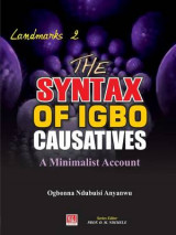 Omslag - The Syntax of Igbo Causatives