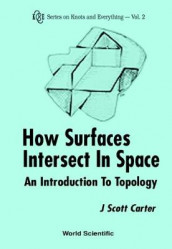 How Surfaces Intersect In Space: An Introduction To Topology (2nd Edition) av J Scott Carter (Heftet)