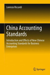 Omslag - China Accounting Standards 2016