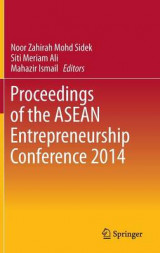Omslag - Proceedings of the ASEAN Entrepreneurship Conference 2014 2016