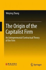 Omslag - The Origin of the Capitalist Firm