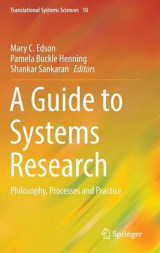 Omslag - A Guide to Systems Research 2016
