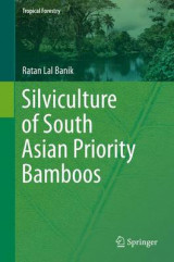 Omslag - Silviculture of South Asian Priority Bamboos 2016