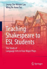 Omslag - Teaching Shakespeare to ESL Students 2016