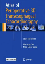 Omslag - Atlas of Perioperative 3D Transesophageal Echocardiography 2016