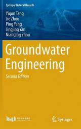 Omslag - Groundwater Engineering 2016