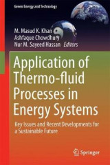 Omslag - Application of Thermo-fluid Processes in Energy Systems