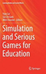 Omslag - Simulation and Serious Games for Education 2017