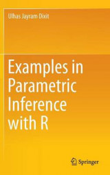 Omslag - Examples in Parametric Inference with R 2016