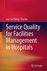 Omslag - Service Quality for Facilities Management in Hospitals