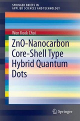 Omslag - ZnO-Nanocarbon Core-Shell Type Hybrid Quantum Dots