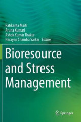 Omslag - Bioresource and Stress Management 2016