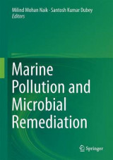 Omslag - Marine Pollution and Microbial Remediation 2016