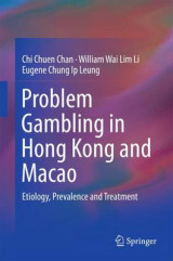 Omslag - Problem Gambling in Hong Kong and Macao 2016