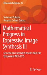 Omslag - Mathematical Progress in Expressive Image Synthesis III