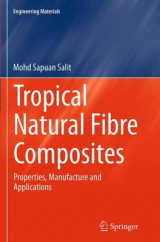 Omslag - Tropical Natural Fibre Composites