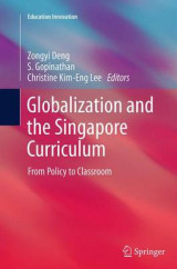 Omslag - Globalization and the Singapore Curriculum