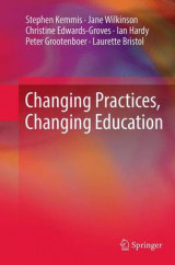 Omslag - Changing Practices, Changing Education