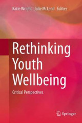 Omslag - Rethinking Youth Wellbeing