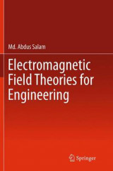 Omslag - Electromagnetic Field Theories for Engineering
