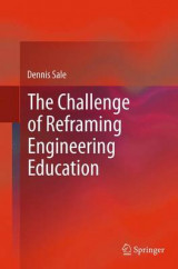 Omslag - The Challenge of Reframing Engineering Education