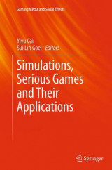 Omslag - Simulations, Serious Games and Their Applications