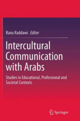Omslag - Intercultural Communication with Arabs