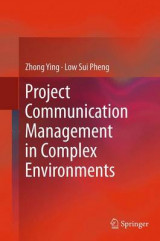 Omslag - Project Communication Management in Complex Environments