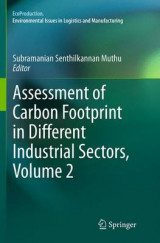 Omslag - Assessment of Carbon Footprint in Different Industrial Sectors: Volume 2